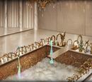 Salle de bains des préfets
