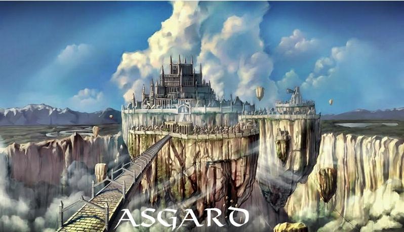 AsgardAsgard Norse
