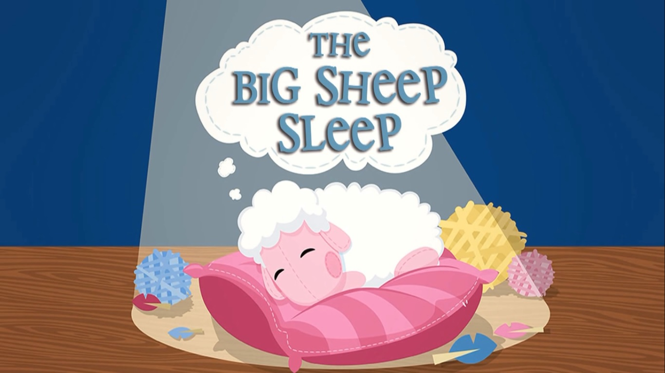 The Big Sheep Sleep Lalaloopsy Land Wiki