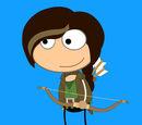 Katniss Everdeen (Rachellyy)