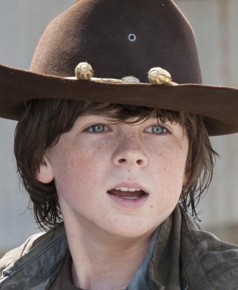 Image - Season three carl grimes.png - Walking Dead Wiki - Wikia  Walking Dead Carl