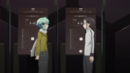 Kirito and Sinon talking about their block.png