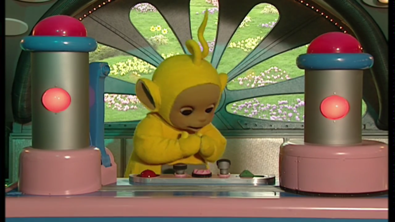 Laa Laa S Breakfast Teletubbies Wiki