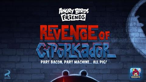 Angry Birds Friends - WINGMAN II Revenge of Cyporkador tournament