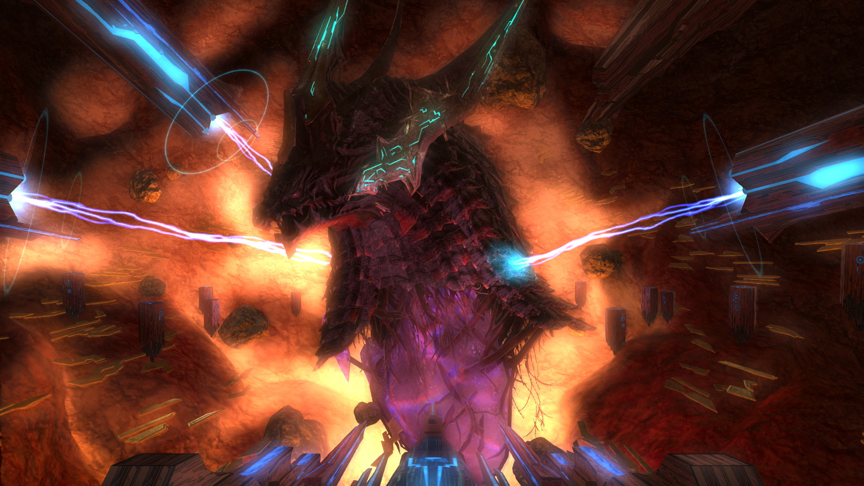 Confused about the story of Bahamut   : ffxiv