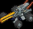 Railgun Buggy