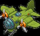 Z2-18 Bomber