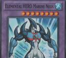 Elemental HERO Marine Neos