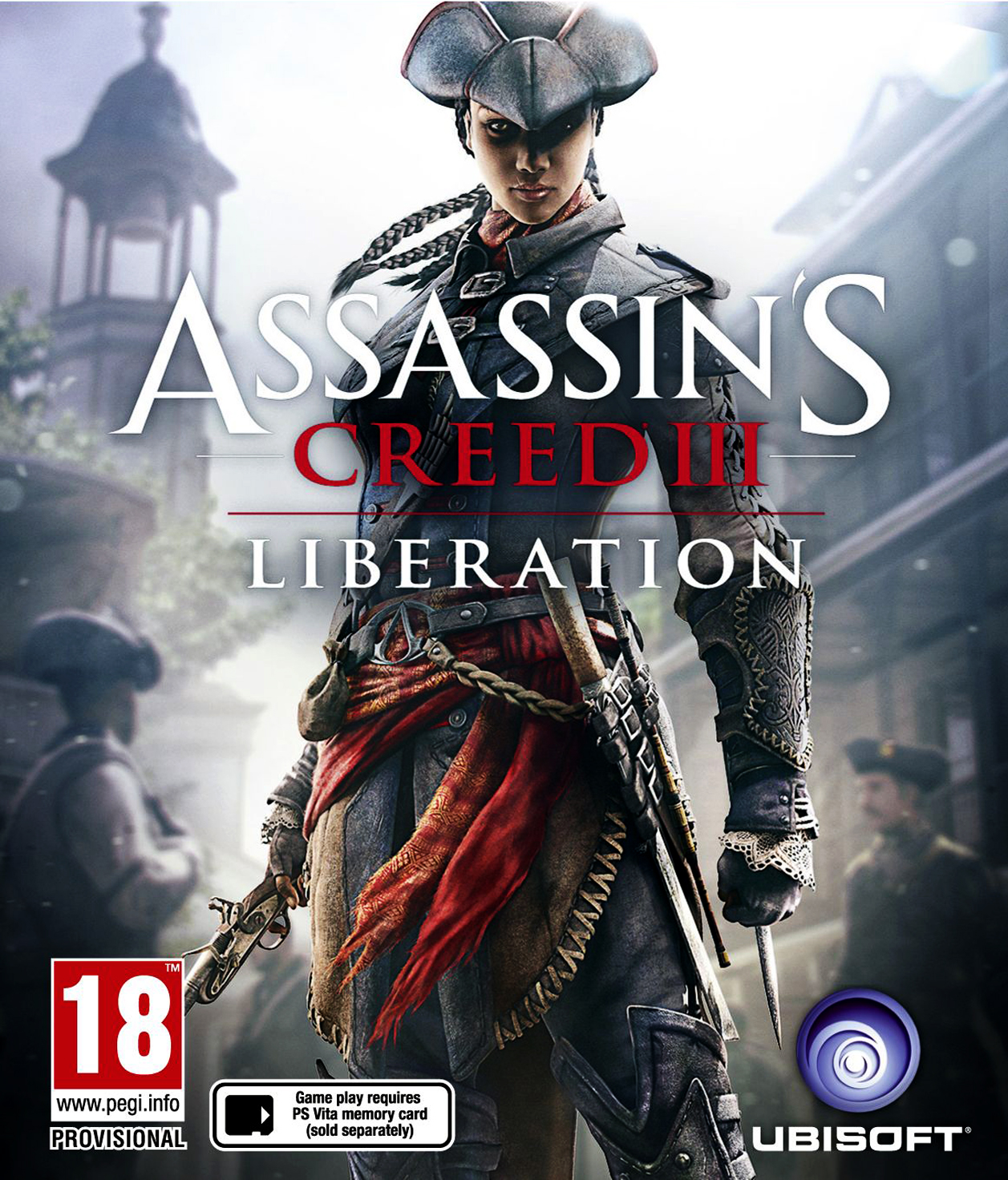 Assassin's Creed III: Liberation - Assassin's Creed Wiki ...