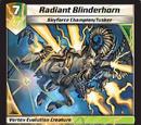 Radiant Blinderhorn