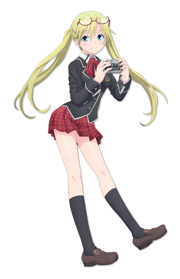 Anime Characters Png : Image selina sherlock anime official character