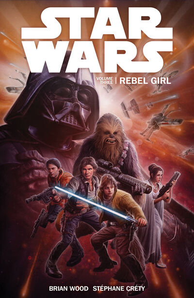 Star wars volume 3 rebel girl