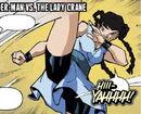 Lady Crane (Earth-20051) Marvel Adventures Spider-Man Vol 2 22.jpg