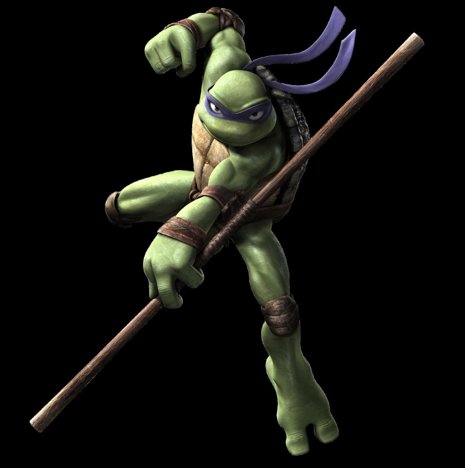 Tmnt Donatello Vs Donatello