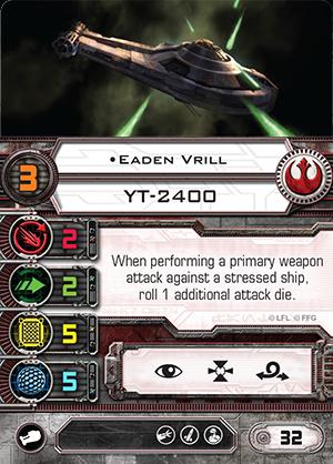 Eaden Vrill - X-Wing Miniatures Wiki