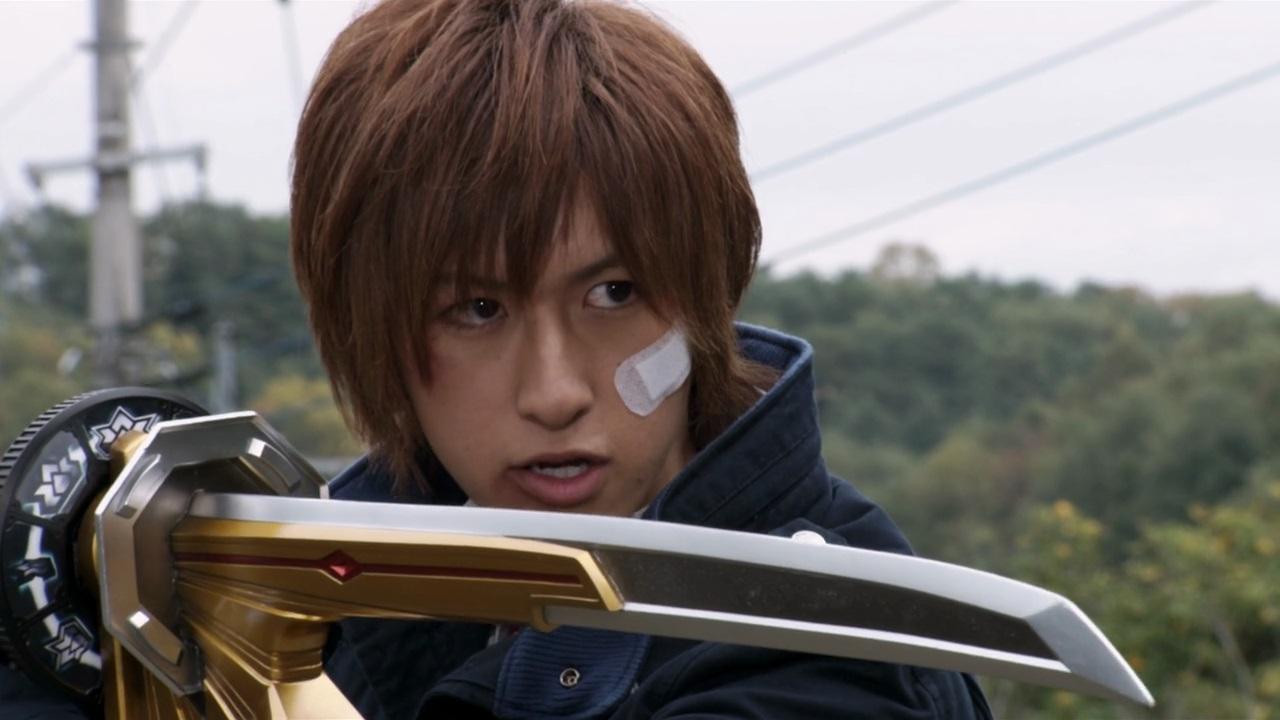 shinken blue xviii ryunosuke ikenami name ryunosuke ikenami genderRyunosuke Ikenami