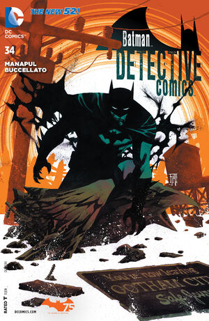 [DC Comics] Batman: discusión general 300px-Detective_Comics_Vol_2_34