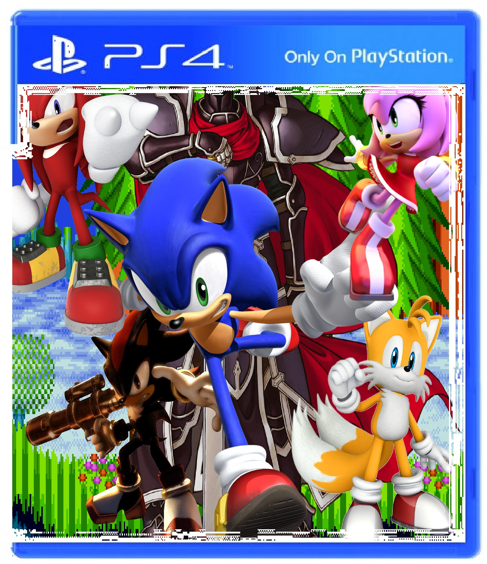 Super sonic hd collection on ps4 jpeg