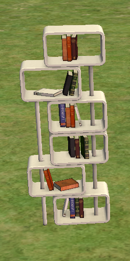 Bookshelf The Sims Wiki