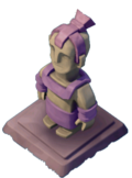 Statue Dark Idol