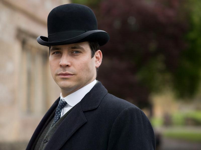 Downton Abbey Thomas