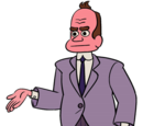 Alcalde Bill Dewey