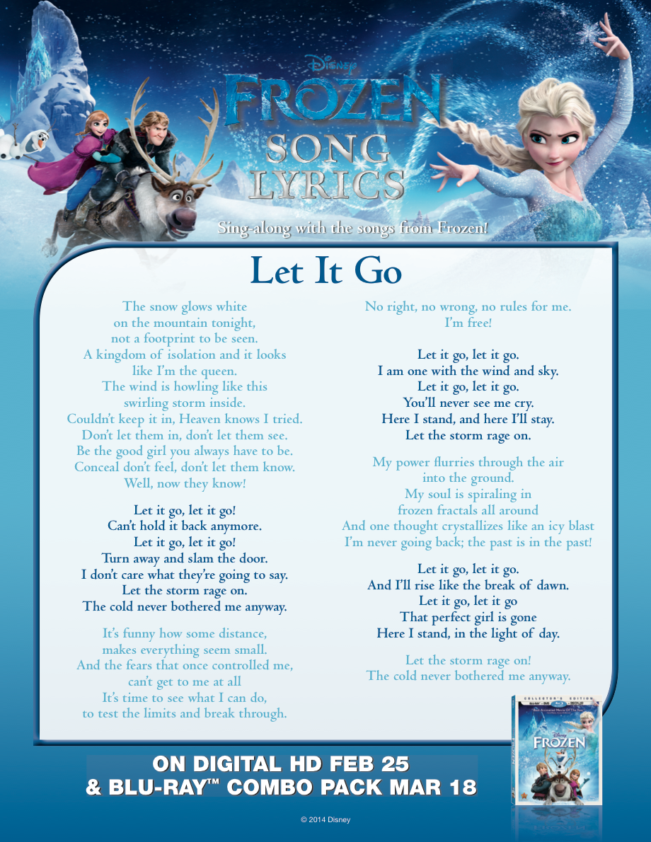 let it go to waste lyrics: