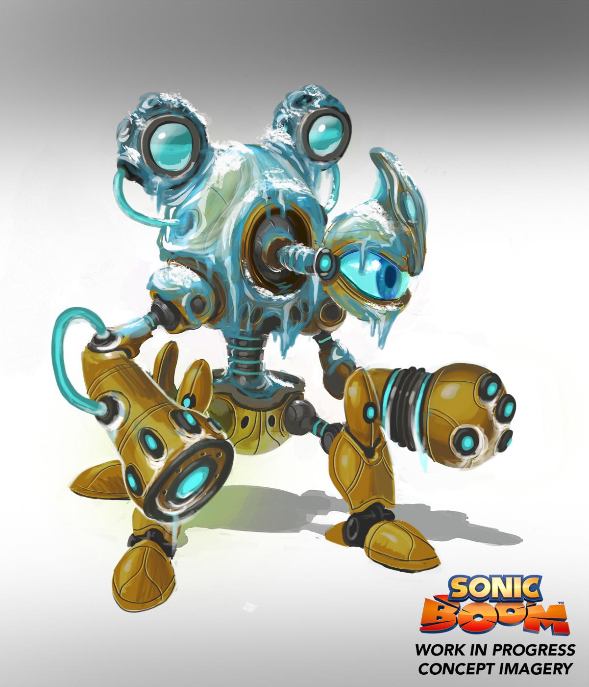 Tornado Sonic Boom Sonic Boom Rol Enemy 1