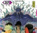 Sasuke vs Danzô...!! (tome)