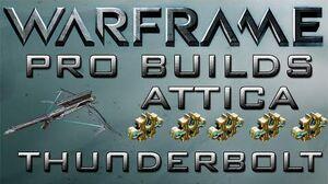 how to get attica warframe