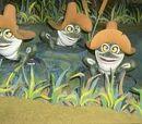 Singing Bullfrogs