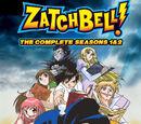 Zatch Bell!: Episode List