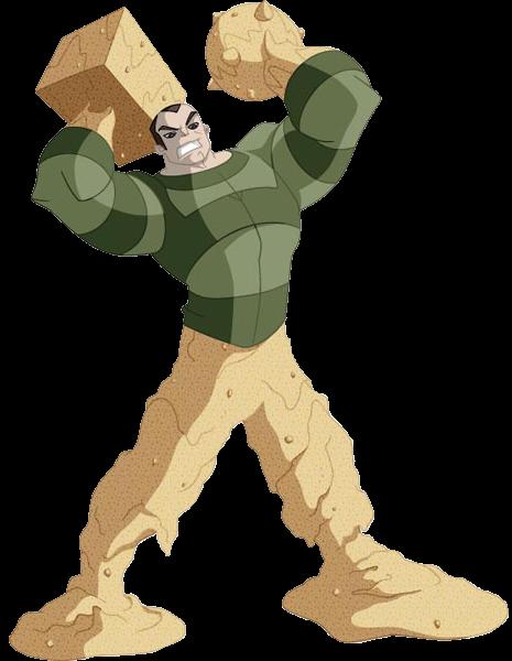 Image - Sandman (26496).png - Spider-Man Wiki - Peter ...