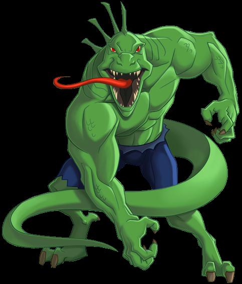 lizard disney wiki