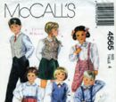 McCall's 4565 B