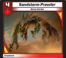 Sandstorm Prowler