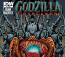 Godzilla: Cataclysm Issue 4