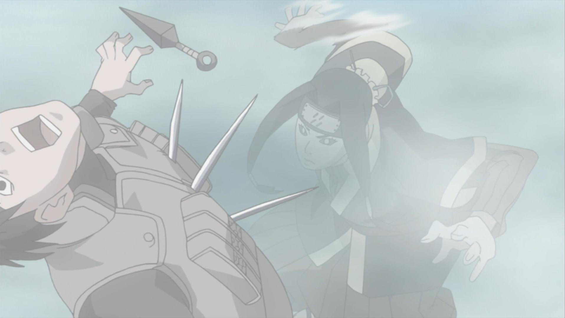 . undead Haku_attacks_shinobi