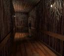 Dormitory corridor
