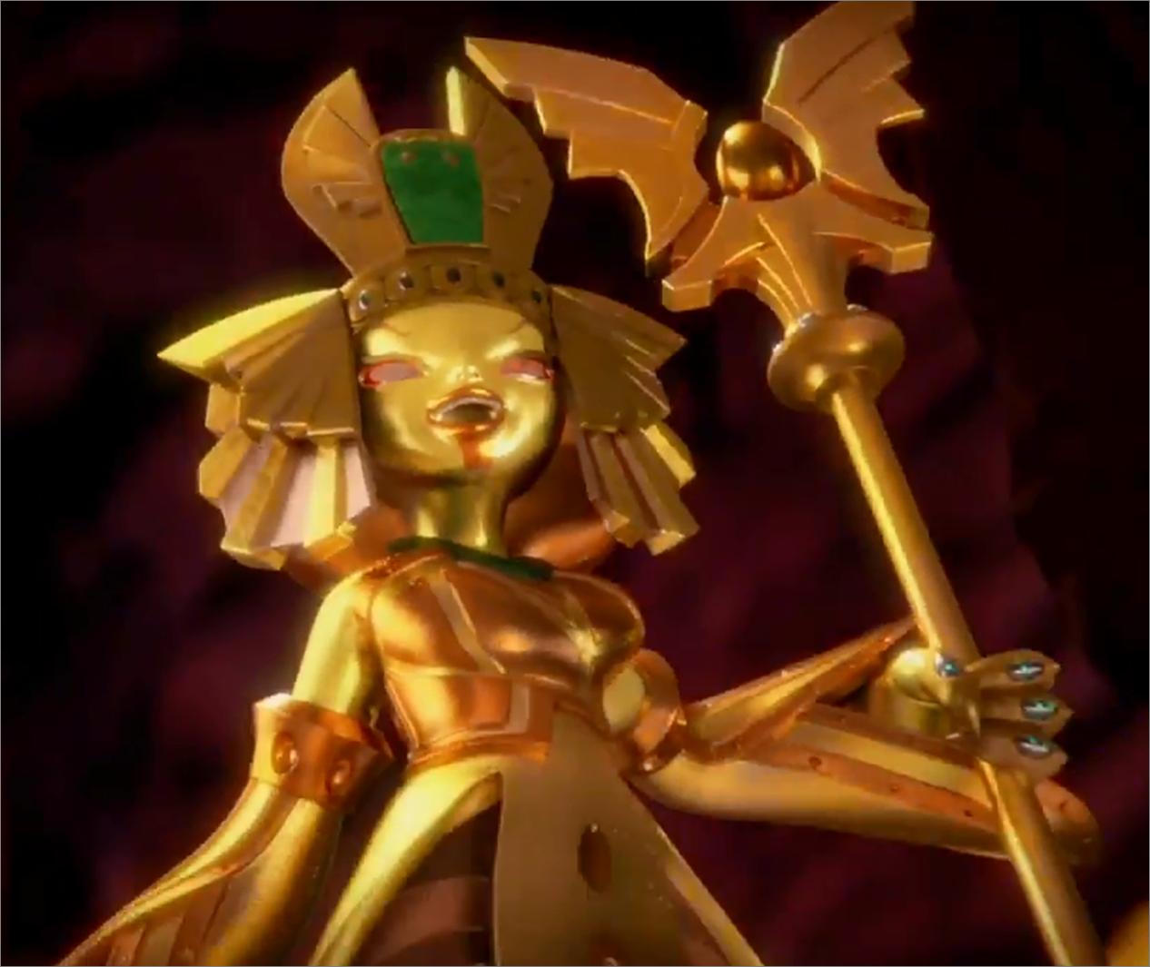 Taller de ianmiara Golden_Queen