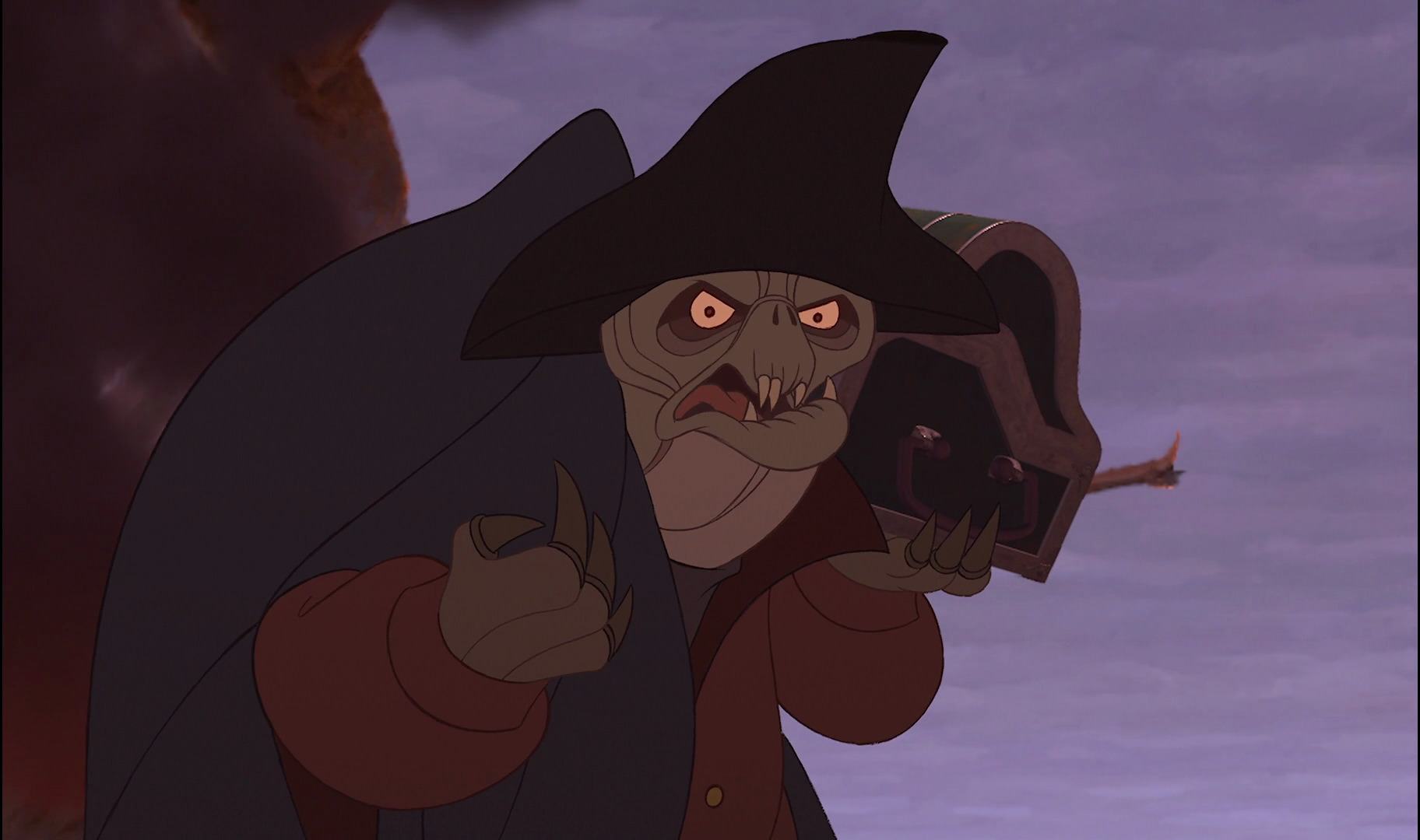 Billy Bones (Treasure Planet) - DisneyWiki