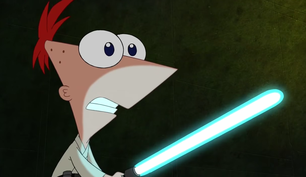 Phineas Flynn (Star Wars) - Phineas and Ferb Wiki - Your ...