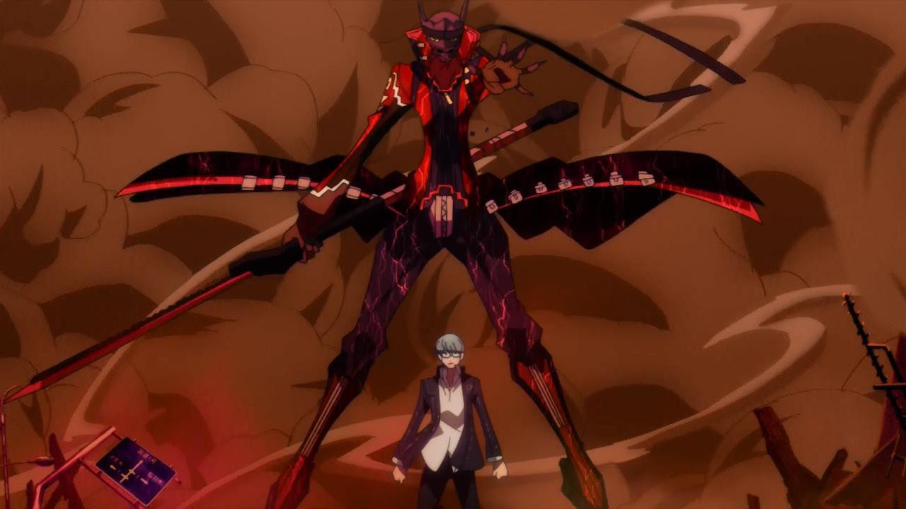 Magatsu-Izanagi - Megami Tensei Wiki: a Demonic Compendium ...