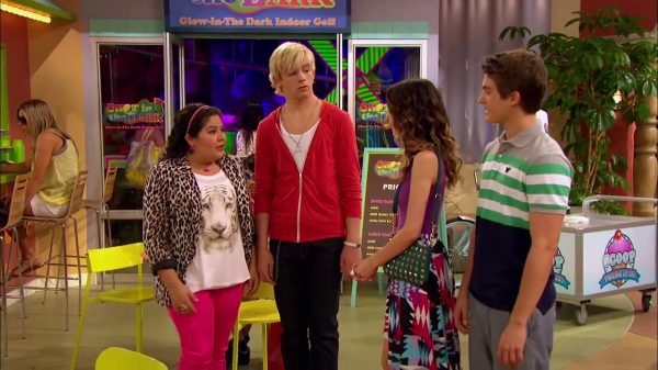 Austin And Ally Campers And Complications Campers & Complica...
