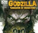Godzilla: Kingdom of Monsters Issue 3