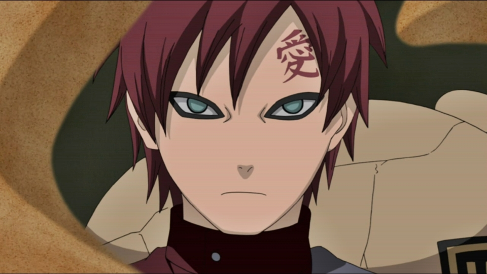 Gaara Naruto Bleach And Sonic Wiki