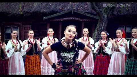 Donatan & Cleo - My Słowianie - We Are Slavic (Poland) 2014 Eurovision Song Contest