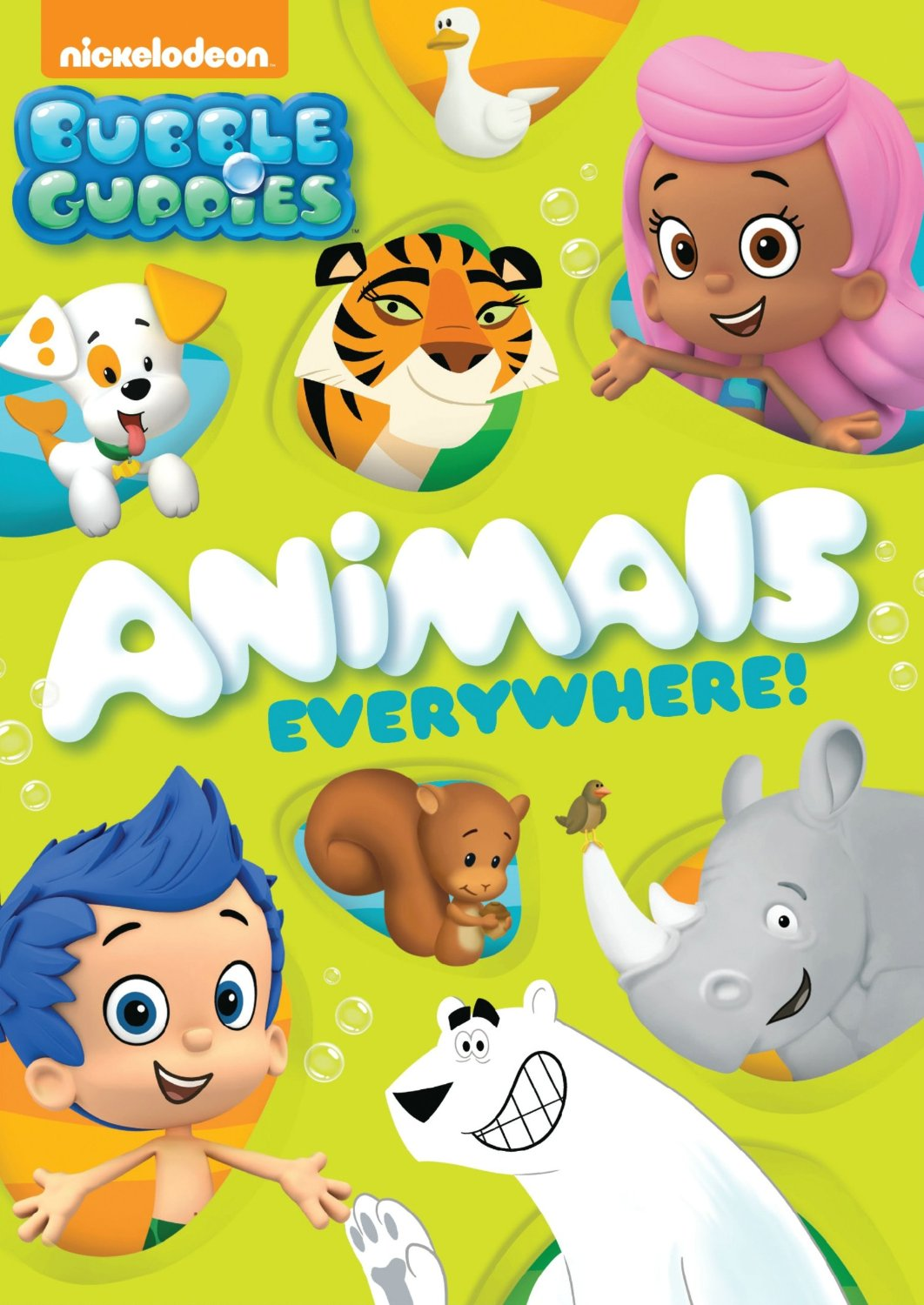Bubble guppies videography nickipedia all about nickelodeon and its many productions - Bubulles guppies ...