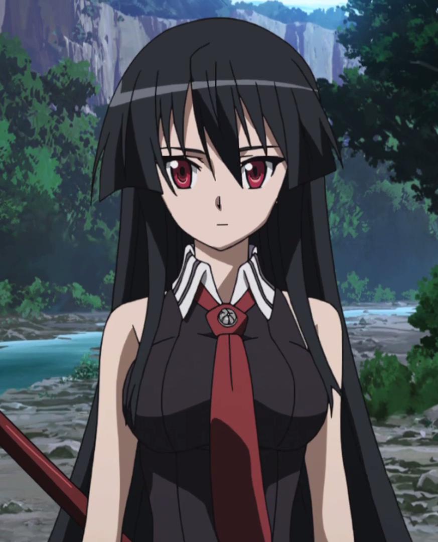 Akame Ga Kill Charaktere