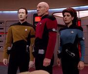 Starfleet uniforms, late 2360s
